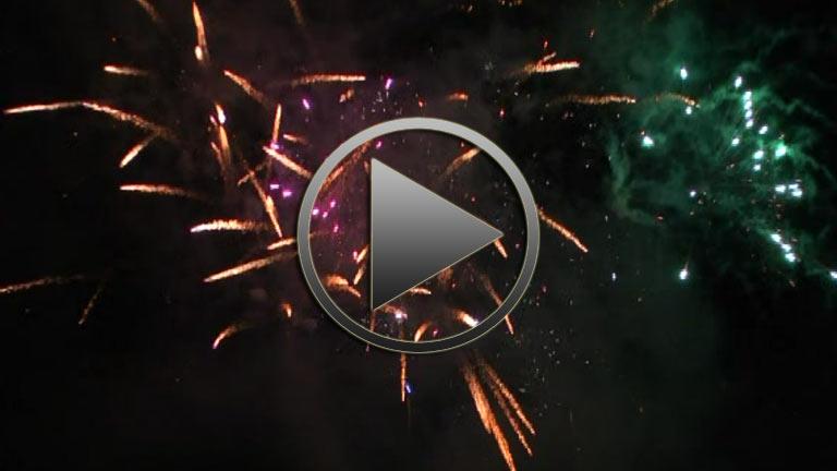 Euregio Feuerwerk Pyroforum 2011 Finale