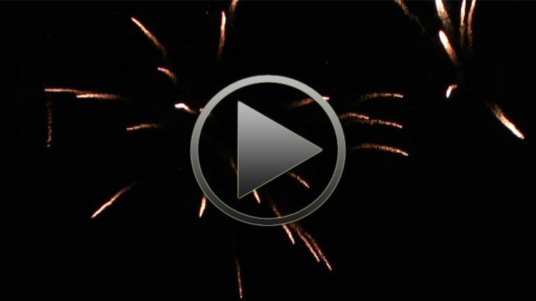Euregio Feuerwerk Pyroforum 2011