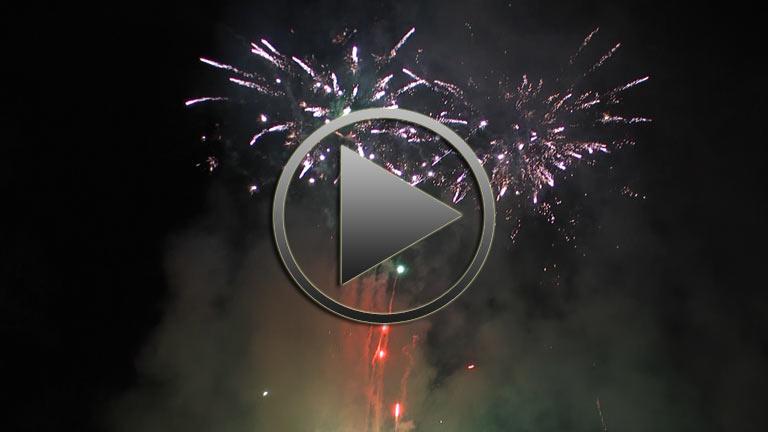 Keller Feuerwerk Pyroforum 2011