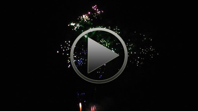 Lesli Feuerwerk Pyroforum 2011