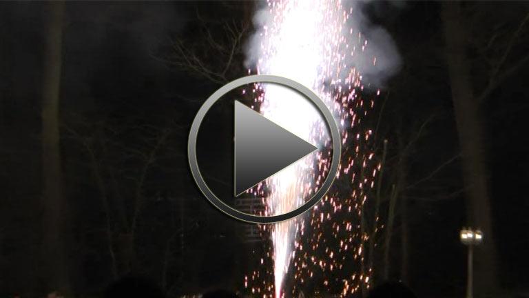 Zink Feuerwerk Pyroforum 2011