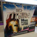 Titans von Weco Batteriefeuerwerk
